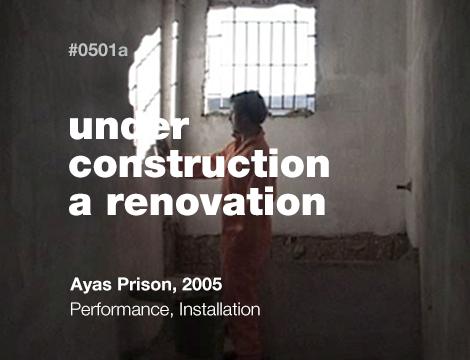 Under Construction: A Renovation