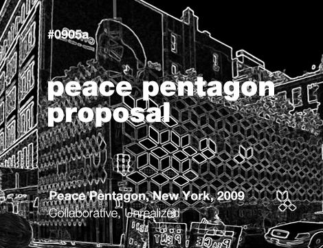 Peace Pentagon Design Competition