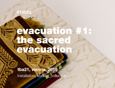 Evacuation #1: The Sacred Evacuation
