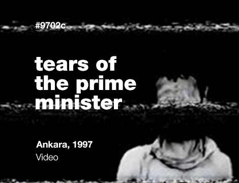 Tears of the Prime Minister