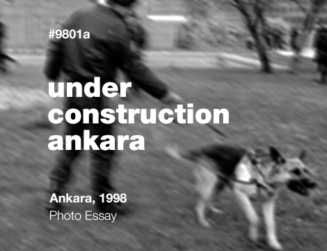 Under Construction: Ankara