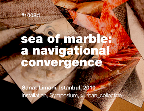 Sea of Marble: A Navigational Convergence